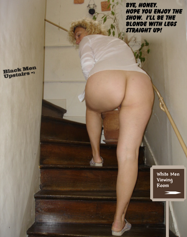 Hubby Sent to the Balcony
