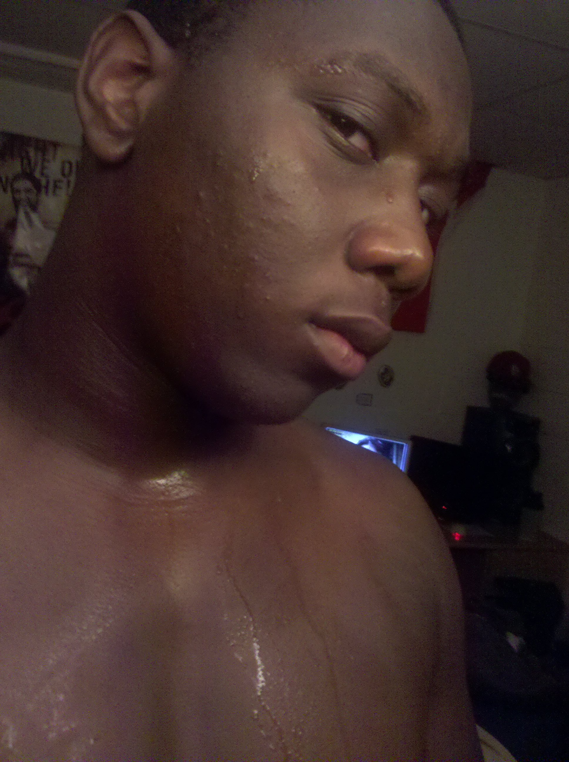 Out Da Shower