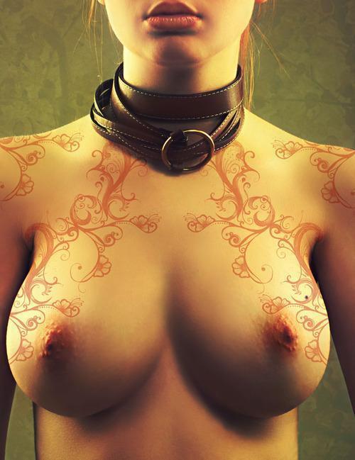 Big breasts redhead.