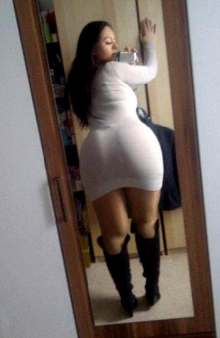 Big arab ass