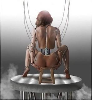 Sitting Sex Bot