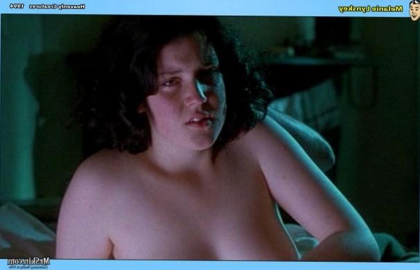 Melanie Lynskey goes topless