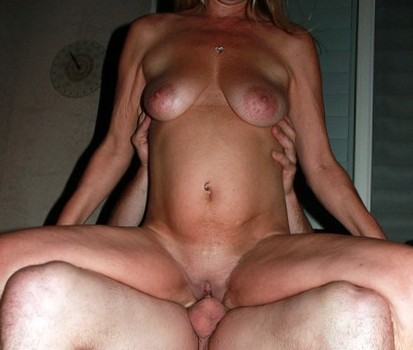 Hot, sexy, slutty MILF Mary Ann bouncing on my cock
