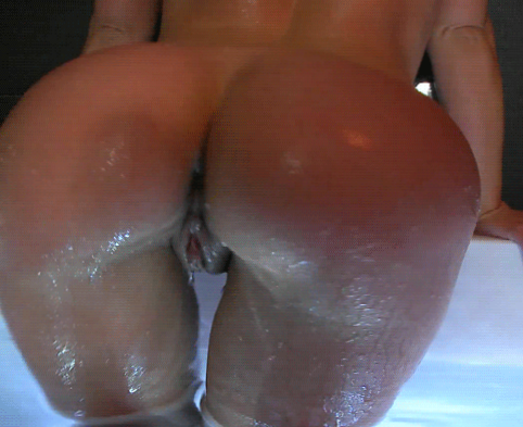 A lovely wet arse
