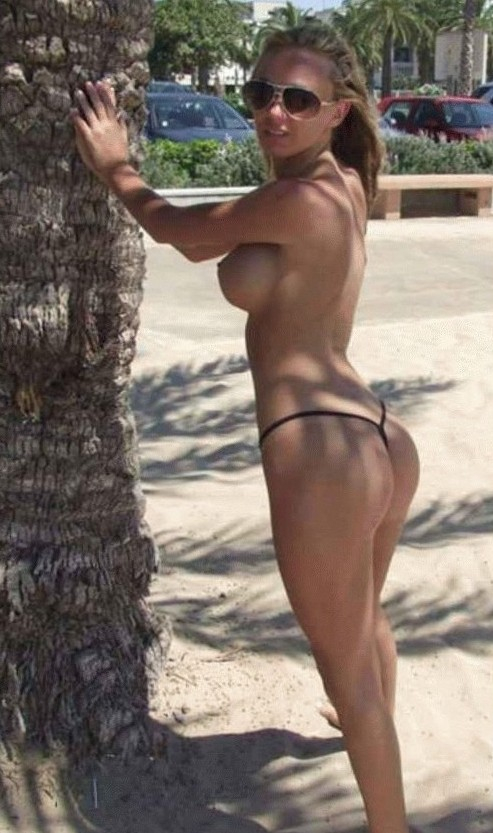 Boobs on Beach - Nude Beach Breasts