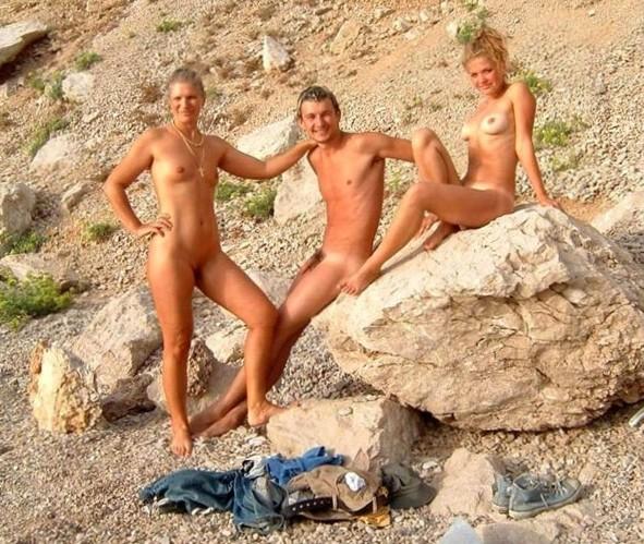 Nude and Beach - Pussy Nude Beach