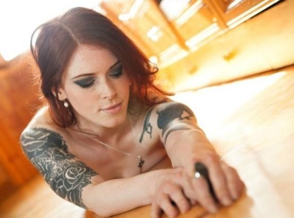 SuicideGirls AnnaLee Hidden Films
