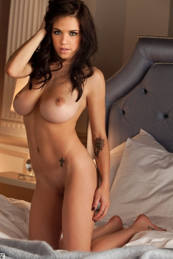 Tess Taylor Arlington nude for Playboy