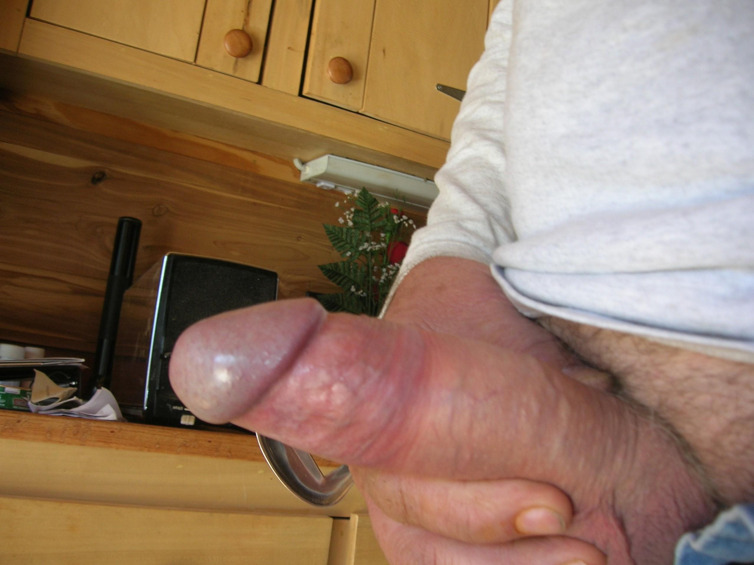 "my 8+"" cock 4ur pleasure"
